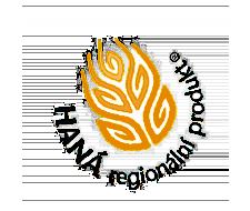 Logo Haná - regionální produkt