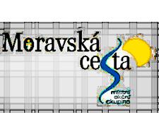 Logo Moravská cesta